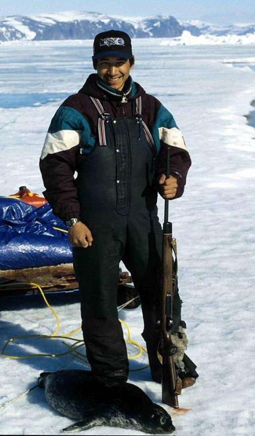 Inuit, 1995